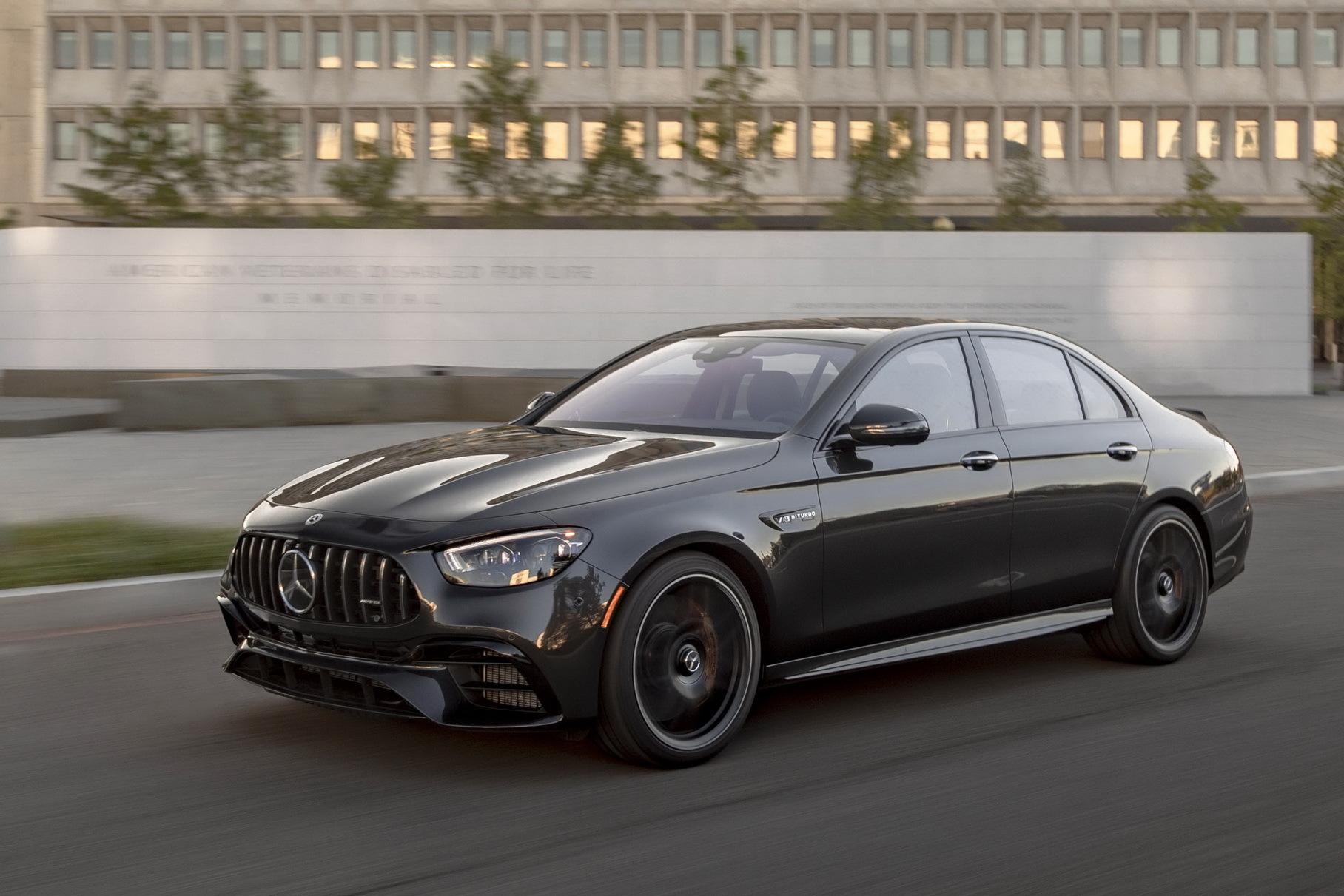 У Mercedes-Benz E-Class появится новая топ-версия с индексом «73»