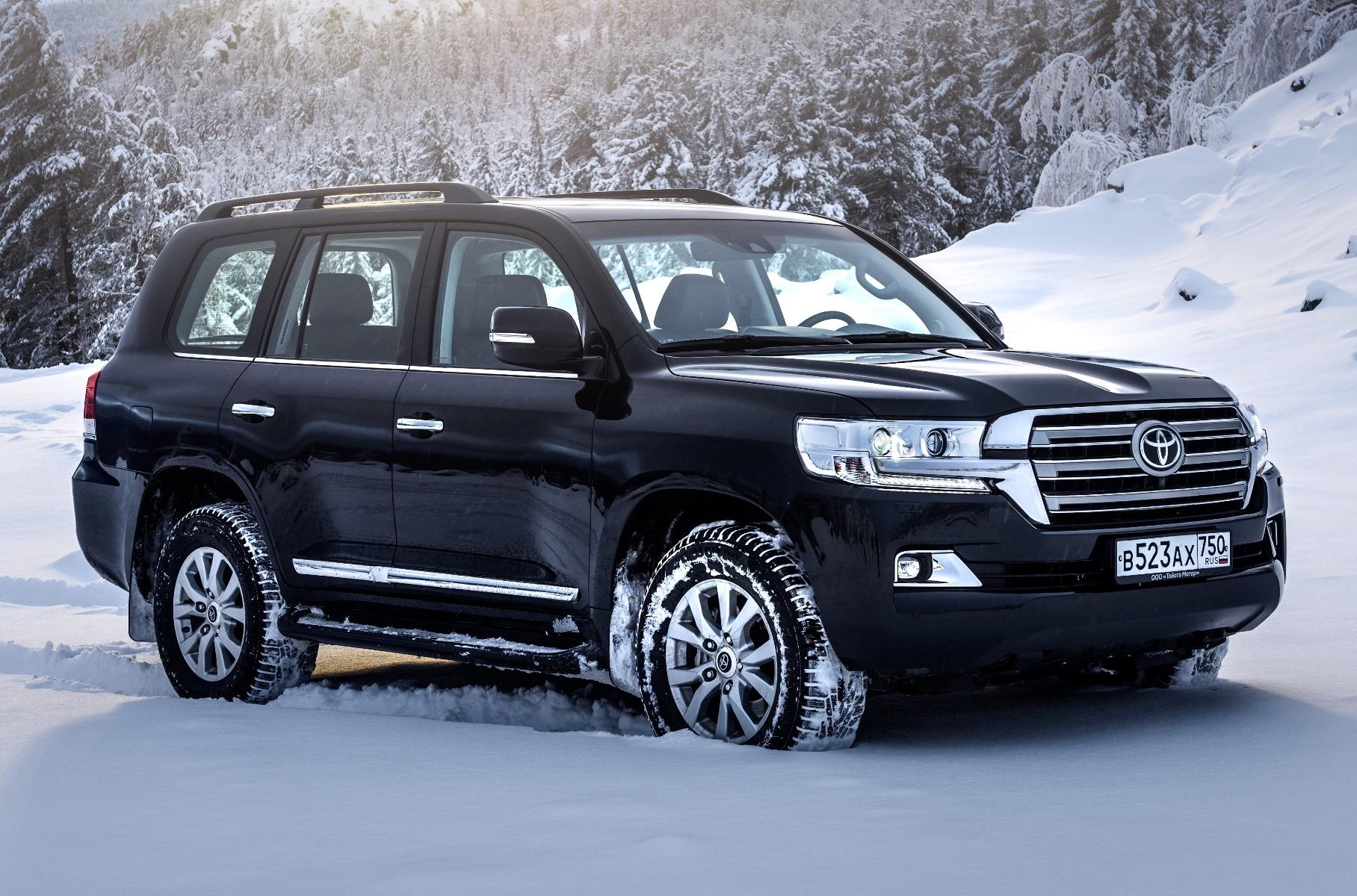В Москве задержали водителя Toyota Land Cruiser, задолжавшего 4 000 000 рублей штрафов