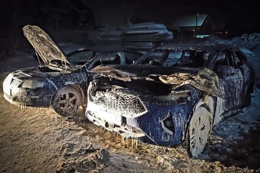 Стало известно, как часто в России горят китайские автомобили