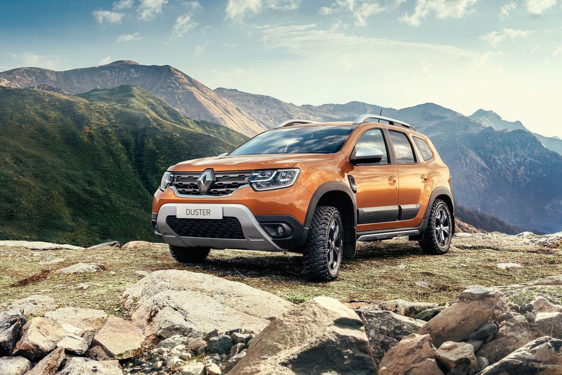 Renault Duster российской сборки начали отправлять за рубеж