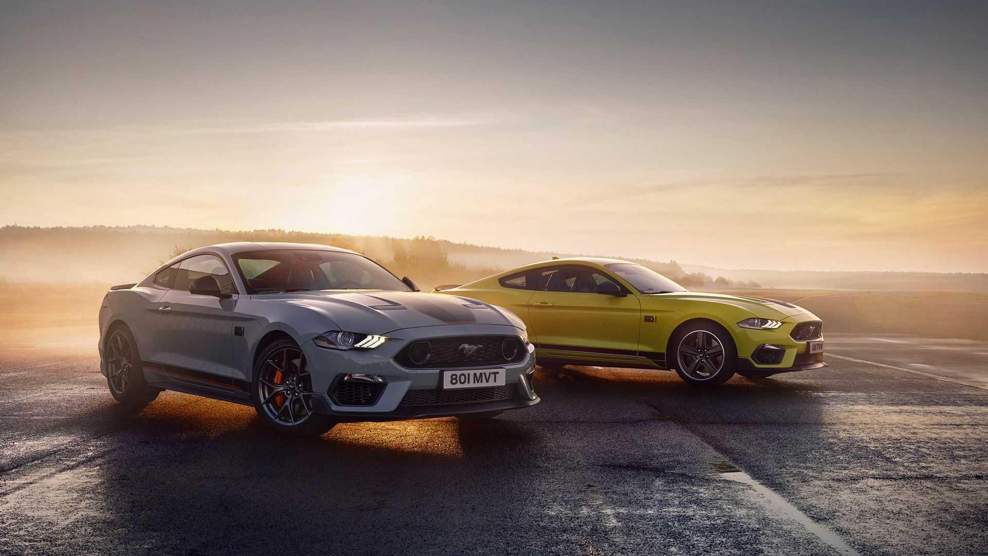 Ford Mustang снова стал самым популярным в мире спорткаром