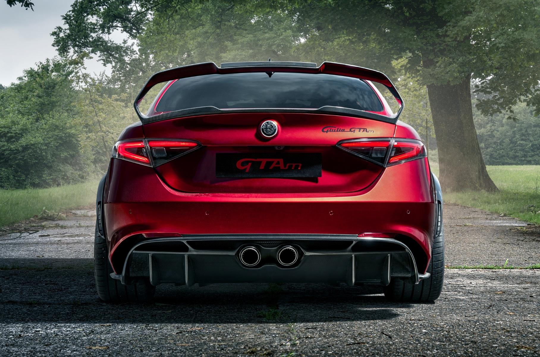 Alfa Romeo откажется от платформы Giorgio