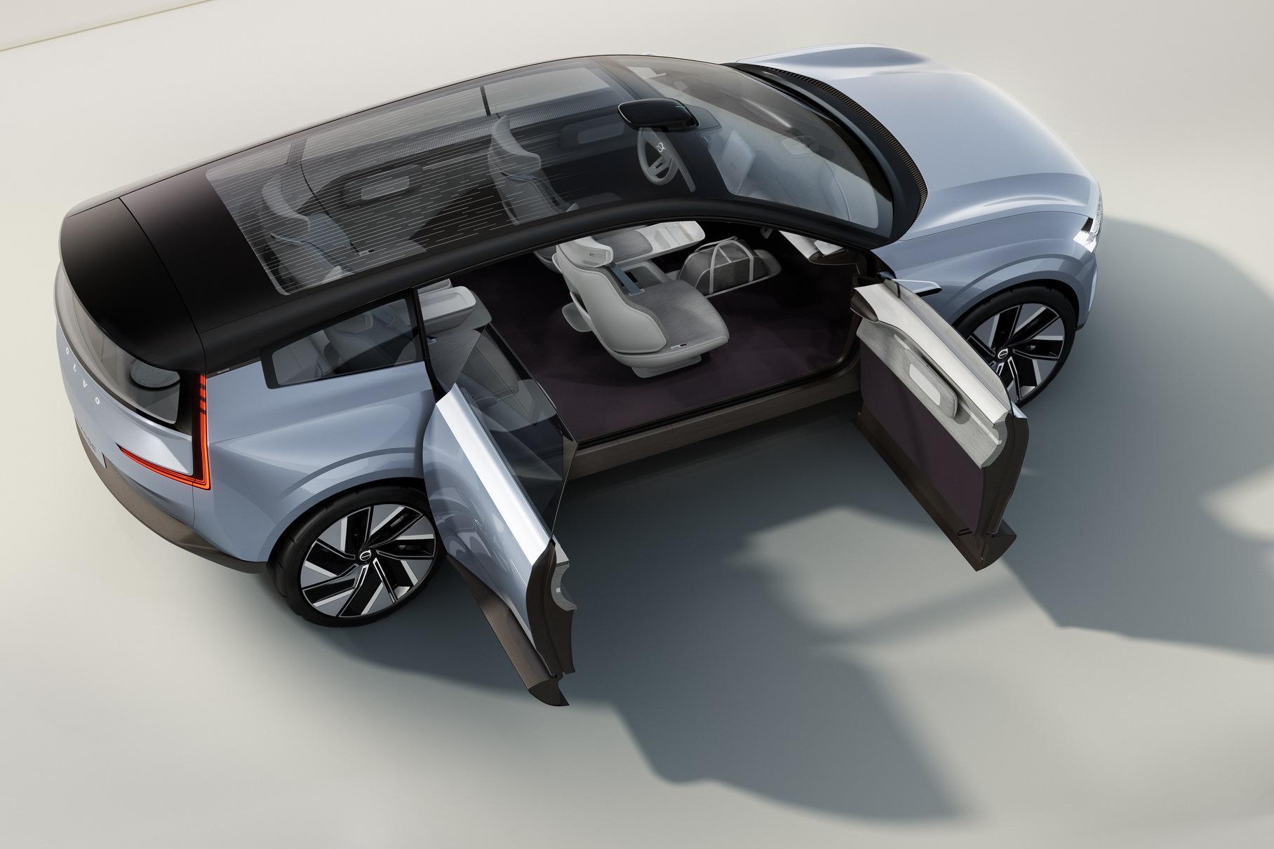 Новые модели Volvo будут называться именами собственными