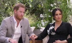 Тайная свадьба, расизм, мысли о смерти: что мир узнал из скандального интервью Гарри и Меган