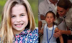 «Буду делать, что хочу»: принцесса Шарлотта доказывает всем, что ей 16 лет