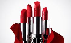 Идеальный дуэт: Dior представляет помаду и бальзам для защиты губ Rouge Dior