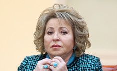 «Фейк»: Валентину Матвиенко возмутили слухи о ее пенсии почти в полмиллиона рублей