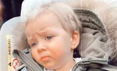 Миша, где твоя улыбка? Сын Тодоренко и Топалова отметил 2-й день рождения