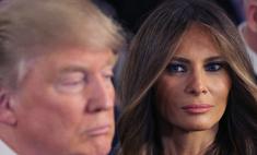 Вышла из игры: Мелания Трамп открыто игнорирует Дональда Трампа