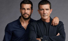 Двойное притяжение: Антонио Бандерас и Марио Касас вместе выпустили аромат