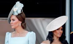 В чем принц Уильям просит жену быть похожей на Меган Маркл