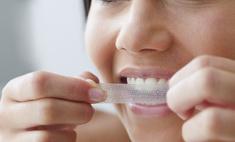 «Полное разрушение»: эксперт объяснил, чем опасны отбеливающие полоски для зубов