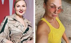 «Скоро прозрачной станешь!»: Надежда Ангарская стремительно худеет на съемках
