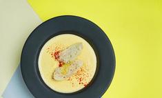 Крем-суп из курицы. Простые рецепты