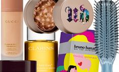 Бьюти-находки и сюрпризы недели: масло для похудения Clarins, хайлайтер-кристалл Urban Decay, пилинг-диски Darling