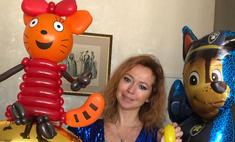 «Главная моя любовь»: актриса Елена Захарова празднует 3-летие дочери