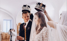 «Ты моя мания»: Дмитрий Тарасов песней поздравил Анастасию Костенко с 3-летием венчания
