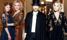 Ксения Собчак с Платоном, Марина Зудина с дочерью и другие звезды сходили на «Щелкунчика»