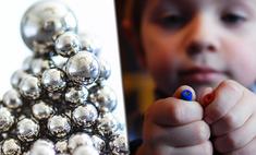 Хирурги извлекли из желудка годовалого ребенка 117 магнитных деталей от конструктора