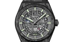 Прочность, легкость, футуризм: в коллекции часов Zenith Defy Classic появилась модель Carbon