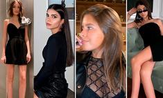 Турецкая, Крапивина, Севенард: юные представительницы громких фамилий стали дебютантками Tatler 2020