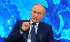 Самые неожиданные ответы Путина: про видео Дзюбы, отравление Навального и семейное счастье