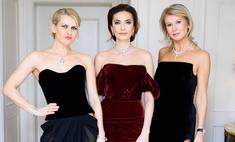 Светлана Бондарчук, Снежана Георгиева и другие звезды попали на закрытый показ новых украшений Bvlgari