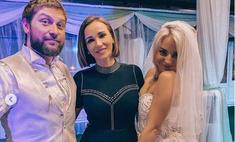 Дарья Сагалова отметила 10 лет со дня свадьбы в старом платье «с помятостями и пятнами»