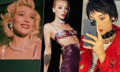 «Во мне сто лиц и тысяча ролей»: зачем Настя Ивлеева меняет образы Жанны Фриске, Мэрилин Монро и Дуа Липы как перчатки