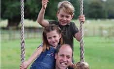 «Папа скучает по тебе»: Джордж, Шарлотта и Луи написали письма принцессе Диане