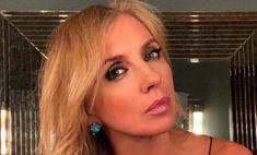 Белый верх, голый низ: экс-бойфренд Светланы Бондарчук выложил ее откровенное фото