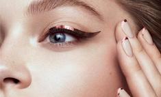 Как нарисовать стрелки на глазах: 15 оригинальных идей