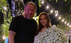 Шеф-муж: Константин Ивлев женился на 28-летней Валерии Куденковой