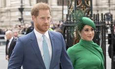 Принц Гарри и Меган Маркл учредили новую премию