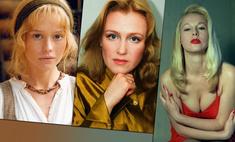 Популярные актрисы 1990-х: в каких фильмах прогремели, за что полюбились и как расплатились за славу