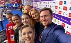 Впервые в истории российские фигуристки заняли все призовые места на Чемпионате мира