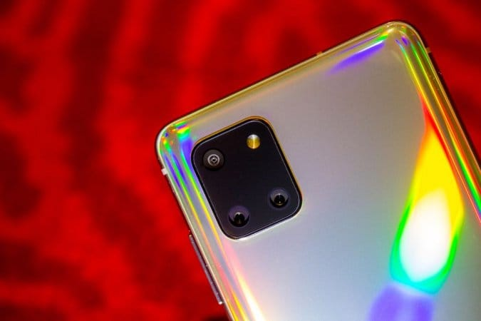 Samsung Galaxy Note 10 Lite получил Android 11