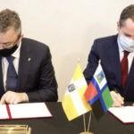 Ставрополье и Белгородская область намерены развивать партнёрские отношения