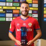 Никола Влашич признан лучшим футболистом в России