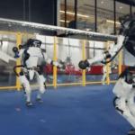 Роботы Boston Dynamics снова смогли удивить