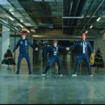 Забавный ролик в стиле «Кавказской пленницы» сняли футболисты ЦСКА