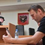 Оппозиционера Алексея Навального отправили в колонию