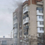 Мужчина погиб в сгоревшей квартире в Ставрополе