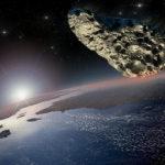 Огромные астероиды летят к Земле