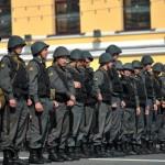 Полицейских экипируют к митингам за 50 млн рублей