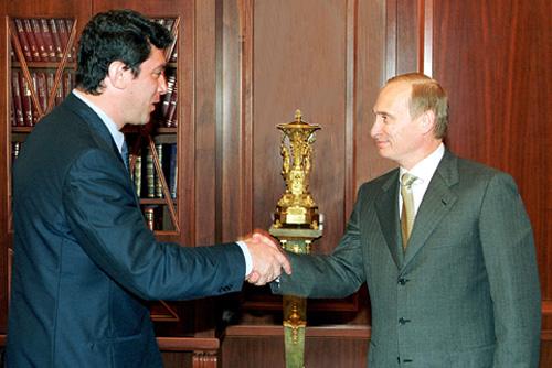 «Надо дорабатывать»: Путин призвал продолжить расследование убийства Немцова и найти заказчиков