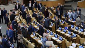 Депутаты предложили заставить соцсети искать неуважение к власти
