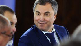 Мать спикера Госдумы Вячеслава Володина строит оздоровительный центр за миллиарды рублей