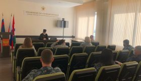 Новосибирское УФСИН за помощью в борьбе с коррупцией обратилось к Богу