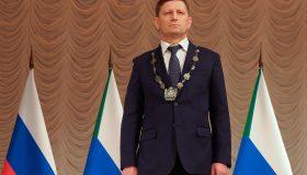 У экс-губернатора Фургала нашли и арестовали часы за миллион рублей